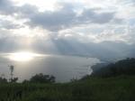 Danau Maninjau.. Tugas kita, anak negeri, menjaga keindahannya...